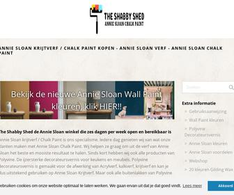 The Shabby Shed