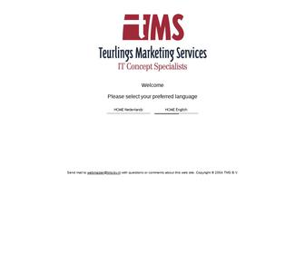 Teurlings Marketing Services TMS B.V.