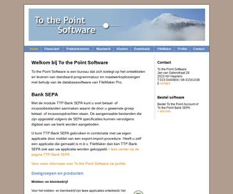 To The Point Software