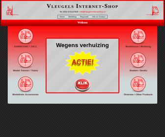 Vleugels Internet-Shop