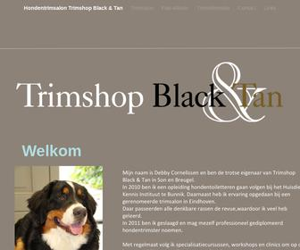 Trimshop Black & Tan