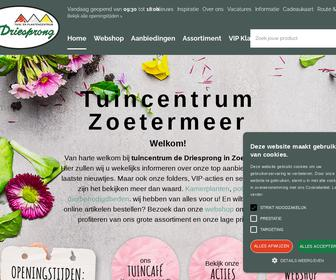 Plantencentrum 'De Driesprong' B.V.
