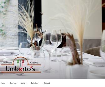 Umberto's Lunch en Catering