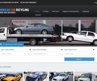 American Car Recycling van den Berg B.V.