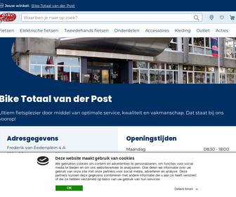 V.O.F. Tweewielercentrum Van der Post