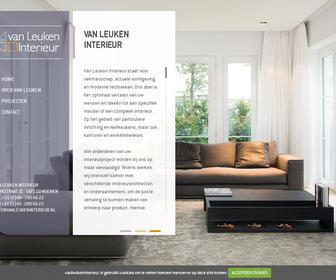 website van leuken interieur