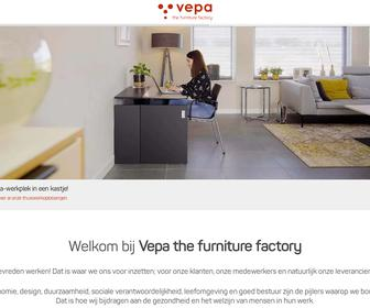 Vepa, the furniture factory