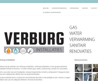 Verburg Installaties