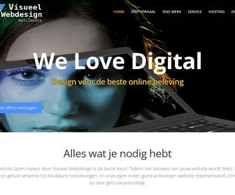 Visueel Webdesign