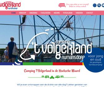 Camping 't Volgerland