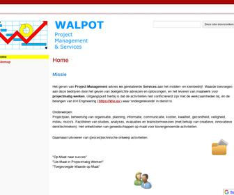Walpot Project Management & Services