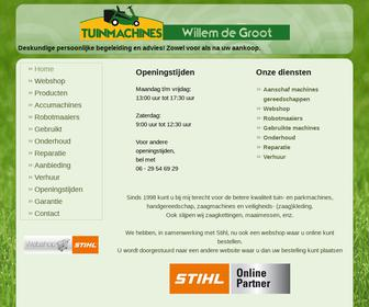 http://www.willemdegroot.nl