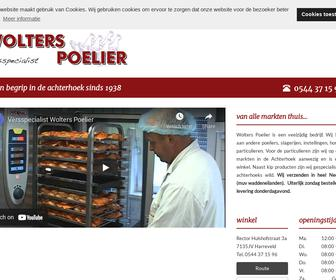 Versspecialist Wolters Poelier