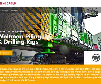 Woltman Piling & Drilling Rigs B.V.