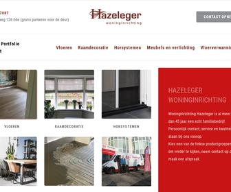 Woninginrichting Hazeleger