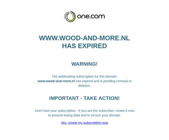 http://www.wood-and-more.nl