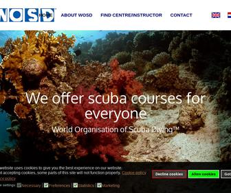 World Organisation of Scuba Diving WOSD B.V.