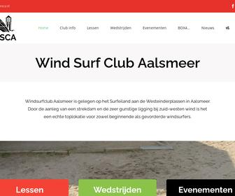 Wind Surf Club Aalsmeer
