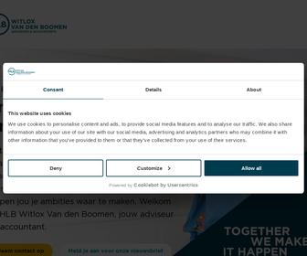 Witlox Van den Boomen Accountants N.V.