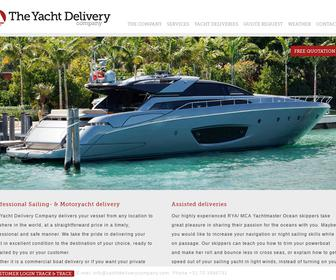 The Yacht Delivery Company