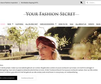 Your Fashion Secret