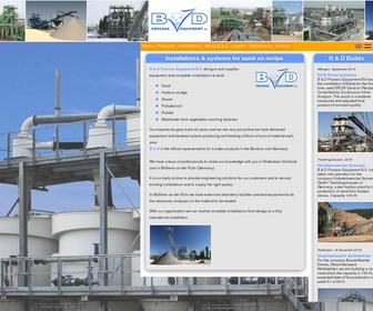 B & D Process Equipment B.V.
