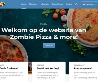 Zombie pizza & more